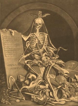 ridinger-morte