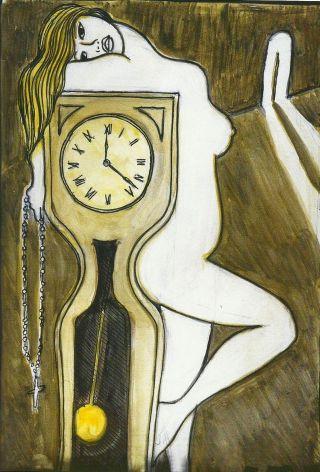 Buzzati-orologio