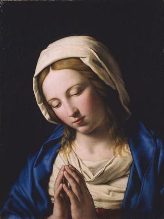 donna-preghiera