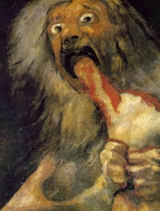 Goya-Saturno-dettaglio