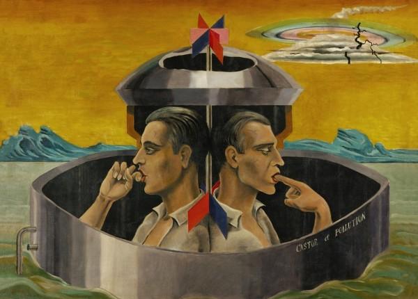 Max-Ernst-Castore-Pollution