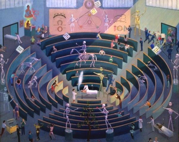 Moore-labirinto