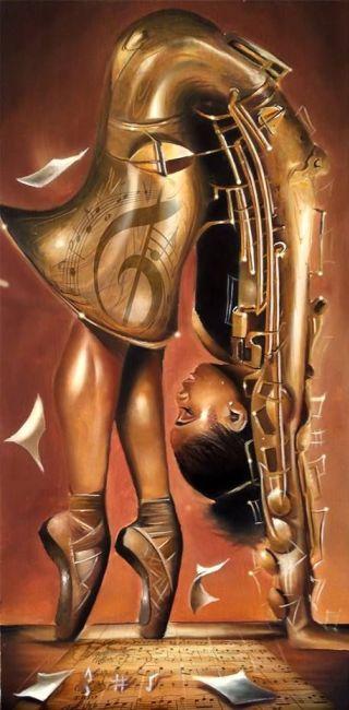 Salaam-sax-ballerina