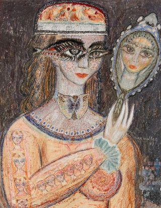 Svanberg-donna-specchio