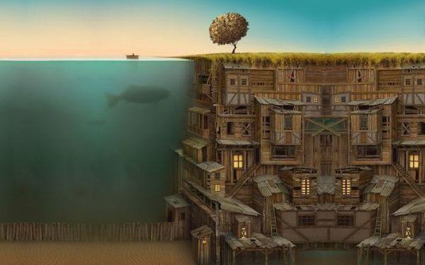 città-sommersa