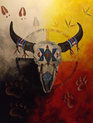 Dalrymple-bisonte