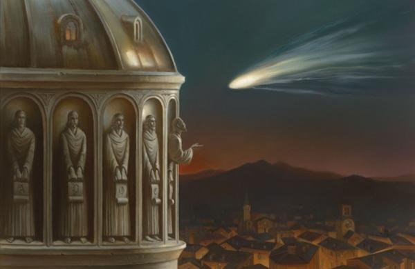Kush-cometa-Halley
