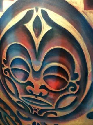 maschera-maori