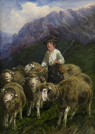 Palizzi-pastore