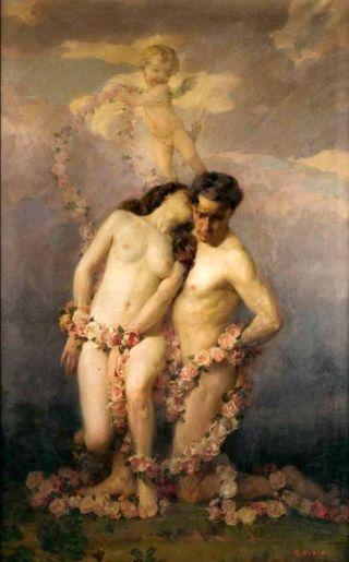 Pizio-Venere-Adone