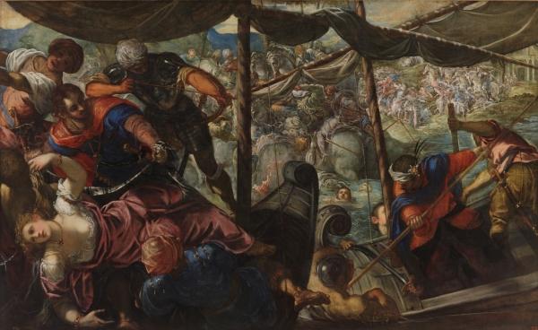 Tintoretto-rapimento-Elena