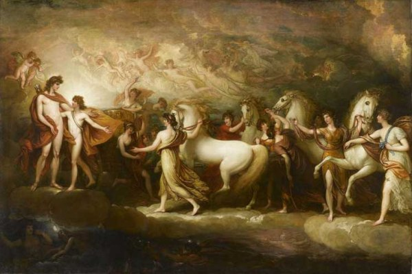 Benjamin-West-Apollo-Fetonte