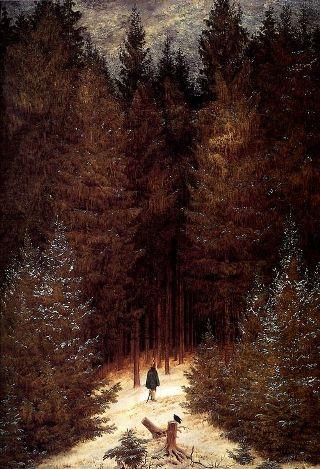 Caspar-cacciatore-foresta