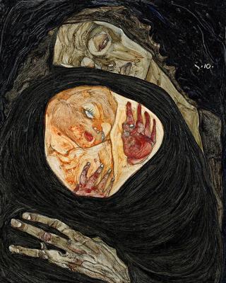 Egon Schiele-matrice