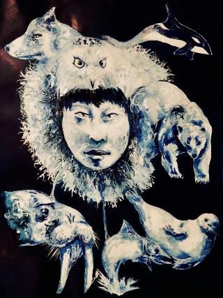 Inuit-spiriti