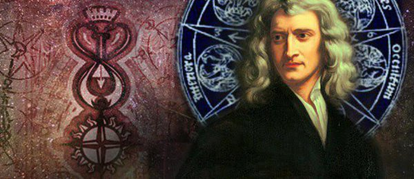 Newton-alchimia