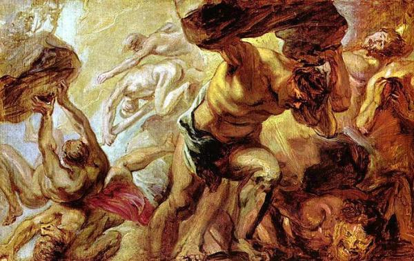 Rubens-Titanomachia