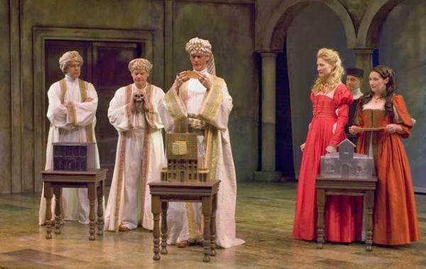 Shakespeare-tre-scrigni
