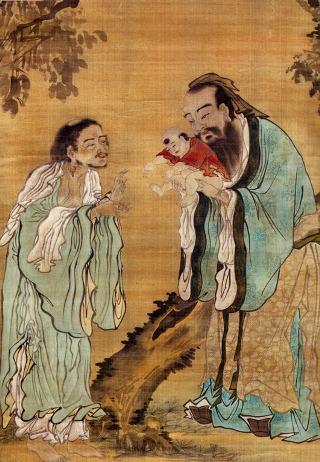 cinese-Confucio-piccolo-Buddha-Laotse