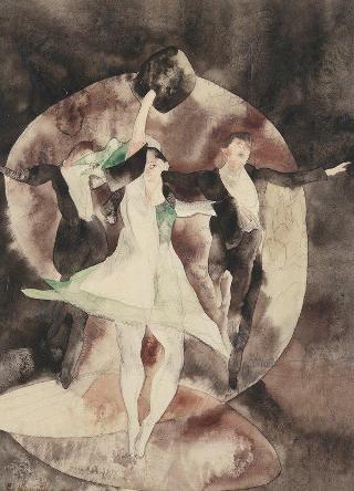 Demuth-danza-tre