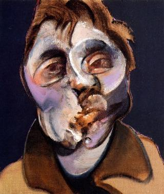 Francis-Bacon-autoritratto-blu