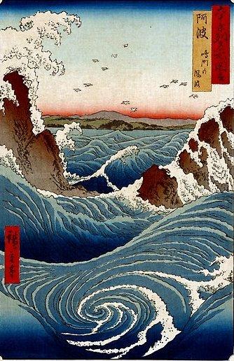 Hiroshige-onde