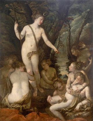 Liberi-Diana-Callisto