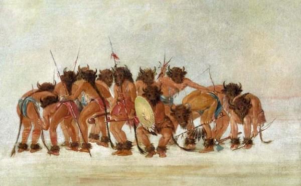 rito-danza-bisonte-Mandan