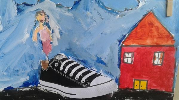 scarpa-acquerello-infantile