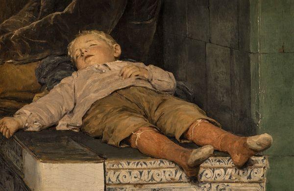 Anker-bimbo-addormentato