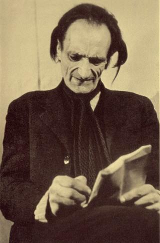 Artaud-scrive