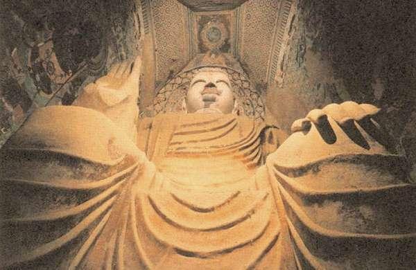 cinese-Buddha