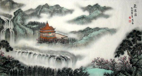 cinese-tempio-paesaggio