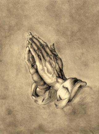 Dürer-preghiera