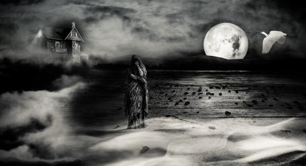 donna-paesaggio-mistico