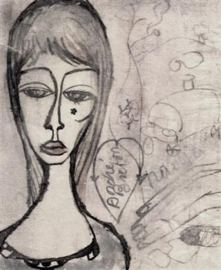 Nadja-disegno