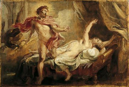 Rubens-morte-Semele