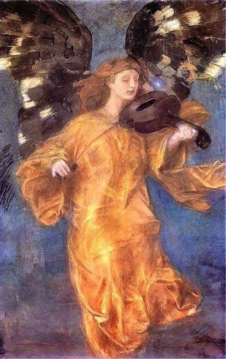 Axentowicz-angelo