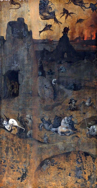 Bosch-angeli-ribelli