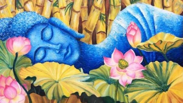 Buddha-samadhi-nirvana