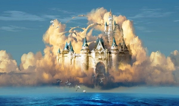Castle in the Sky or Clouds of Shattered Dreams