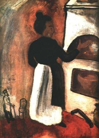Chagall-madre-forno
