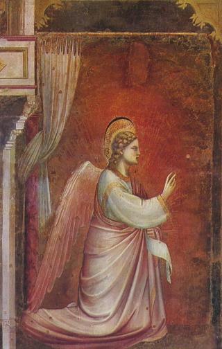 Giotto-angelo-Gabriele
