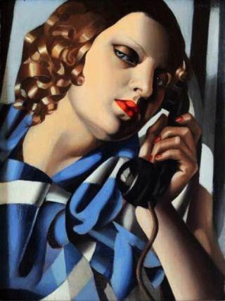 Lempicka-telefono