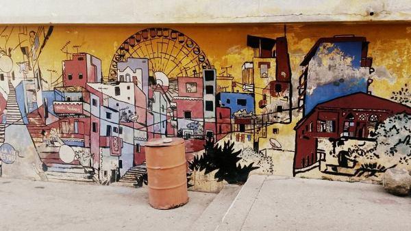 murale-libanese