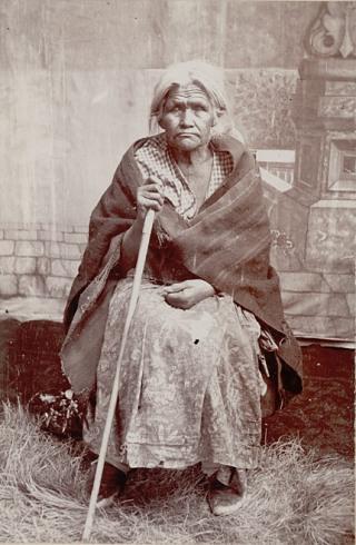 Navajo-sciamana