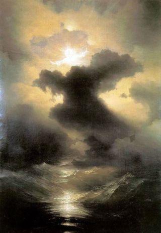 Aivazovsky-creazione