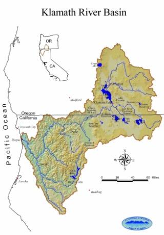 Klamath-map