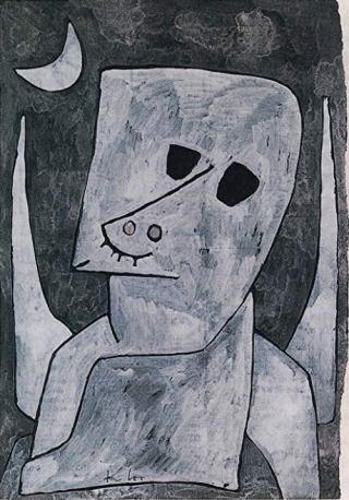 Klee-Engel-Pierrot