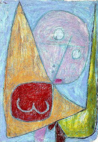 Klee-Engel-still